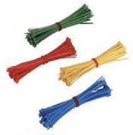 Coloured Cable Ties - 4.8 x 200mm
